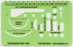 Tetragon Traffic Template