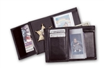 Alberta Police Service Badge Wallet