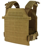 Condor Sentry Plate Carrier Molle Vest is a minimal-bulk, high-performance tactical vest with full adjustability for a custom fit, perfect for your body armour or workout plate.  All our plate carriers ship from our warehouse in Mississauga Ontario Canada
