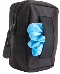 The perfect accessory for patrol, paramedic, or crime scene work, 511 Tacticals quick and reliable Disposable Glove Pouch allows you to keep fresh gloves within easy reach at all times.