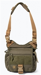 5.11 Tactical  reimagined the cross-body bag concept to come up with a consolidated pack that has modern looks and tactical functionality the Daily Deploy Push Pack Canada