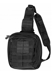 The MOAB 6 (Mobile Operation Attachment Bag) is part of the RUSH series of premium quality gear packs from 5.11 Tactical  A small sling pack with modular storage expandability. Flat rate shipping in Canada