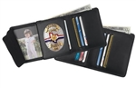 RCMP badge wallet