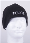 Police Embroidered Winter Watch Cap Canada