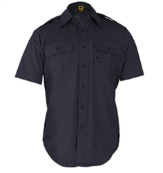 The Propper Tactical Shirt has fused pocket flaps and collar. Other features include an enclosed badge tab, button down shoulder epaulets that are reinforced with box stitching,