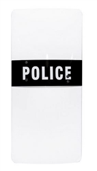 "Haven Gear Anti-Riot 4mm 20"" X 36"" Shield"