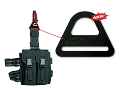 Meet the new cost effective attachment point for your leg thigh rigs