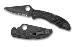 In 1990 Spyderco shook things up by introducing two knives, the Delica and Endura. First of their kind on the market, both folders opened up the knife market to lightweight performance, one-hand open pocketknives with a razor sharp blade.
