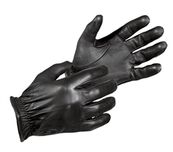 The Hatch Friskmaster Police Glove high-quality leather glove features a 100% Honeywell Spectra liner that protects against cut-resistance ships from Canada