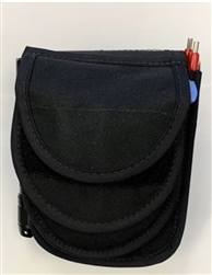 Integrated pouch