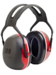 Peltor X3A Black / Red
